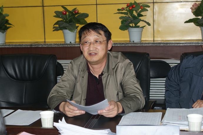 教育局_榆林市教育局领导来校调研高考复习备考工作